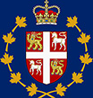 Flag of the Lieutenant Governor Newfoundland and Labrador